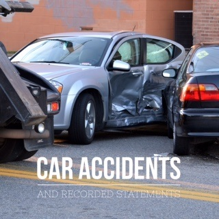 car accidents and recorded statements